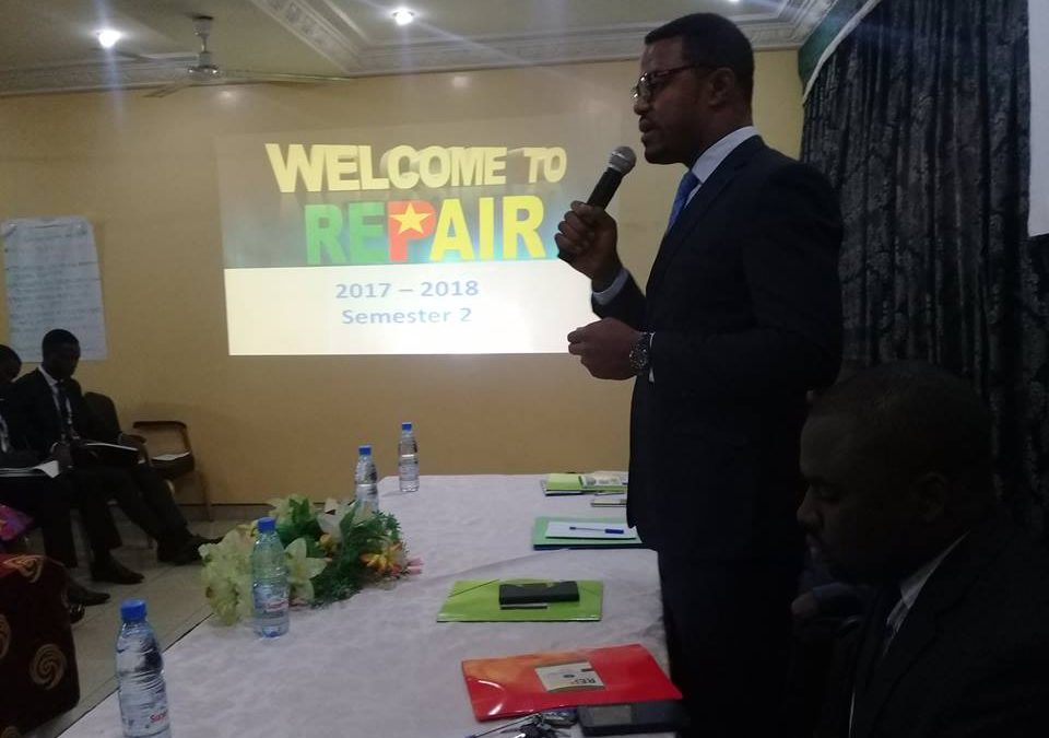 Launch of REPAIR 4th Edition